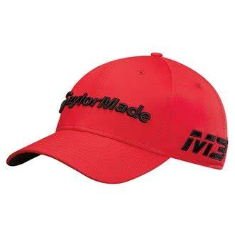 TaylorMade Tm18 Tour Radar, Casquette De Baseball Homme, Rouge (Rojo N6415301), Unique (Taille...