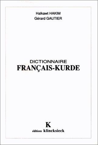 Dictionnaire français-kurde