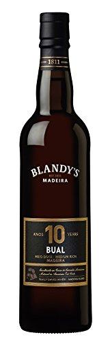 Madeira Wine Company Blandy\'s Madeira 10 Years Old Bual medium 0.50 Liter