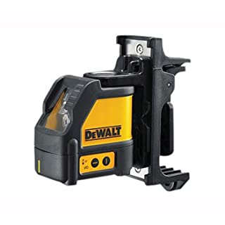 DeWalt DW088KD Self Levelling Cross Line Laser Level with Detector