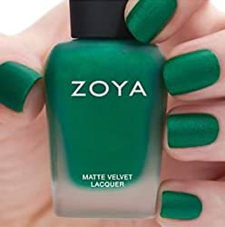 Zoya Fall Matte Velvet Collection Nail Polish Honor