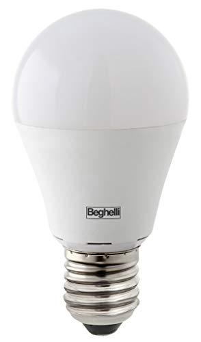 BEGHELLI LAMPADINA A LED 56960 GOCCIA E27W10 LUCE CALDA NEXTRADEITALIA Confezione da 10PZ