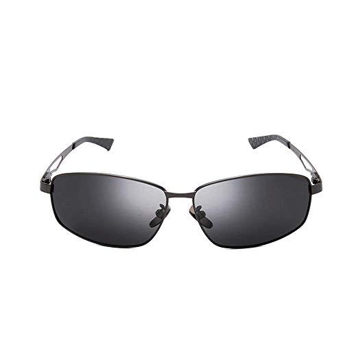 Super Black Bull Titan Memory Frame TAC Gläser, Sonnenbrille, eckig, High-End, cool und polarisiert.