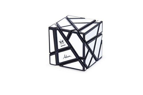 Mefferts 501238 - Geduldspiel Best Ghost Cube 3D-Puzzle in attraktiver Geschenkverpackung ab 7 Jahren