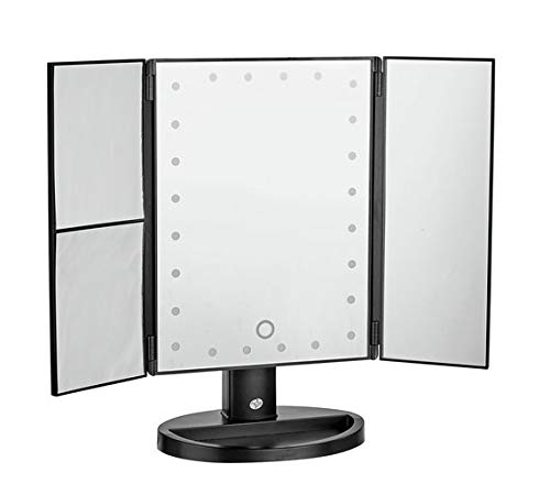 Rio 24 LED Touch Dimmable Make-up Mirror Best Price and Cheapest