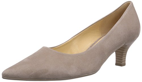 Gabor Shoes 21.250.17 Gabor  Damen Pumps Braun (Mauve)