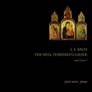 Well Tempered Clavier Book 2 P
