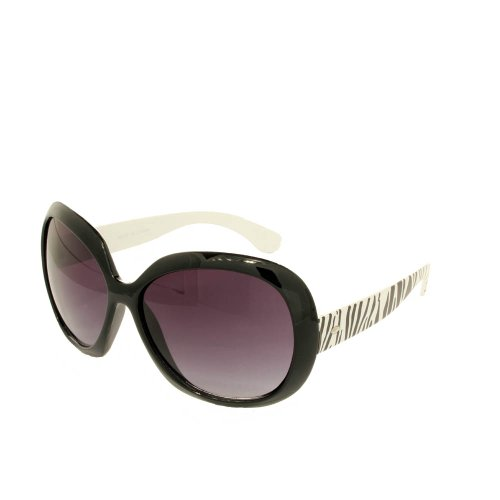 Lunettes de soleil chic-Net 400UV dames concepteur roses métalliques verres teintés style glamour à motifs UHA5h2P