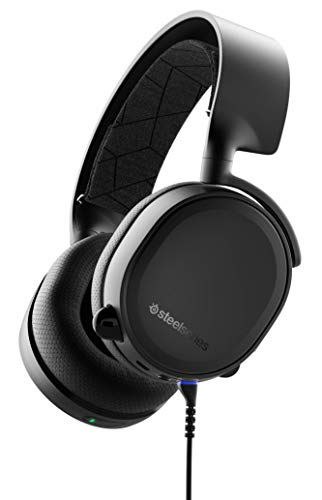 SteelSeries Arctis 3 Bluetooth - Auriculares Juego
