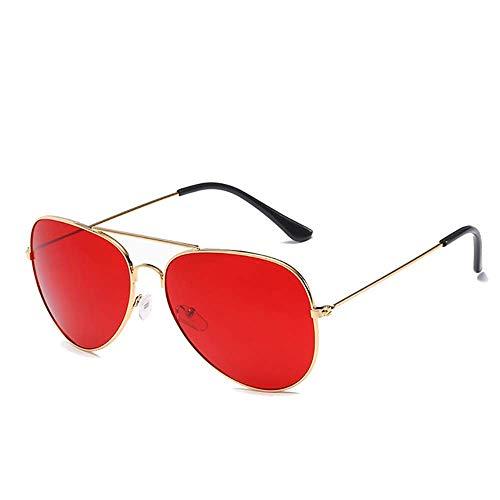 Battnot☀  Sonnenbrille für Damen, Billig Unisex Vintage Farbige Runde Linse Sonnenbrillen Strahlenschutz Mode Brillen Frauen Retro Weinlese Sunglasses Super Coole Travel Eyewear