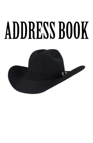 ADDRESSBOOK - Stetson Hat -