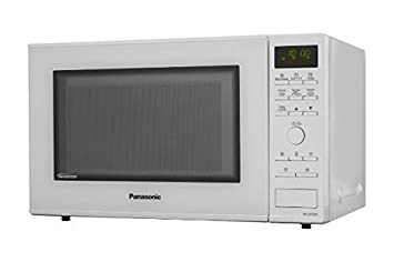 Panasonic NN-GD452WEPG Forno a Microonde, 31 l, Inverter Grill ...