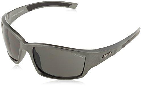 Alpina Sonnenbrille Amition KEEKOR Sportbrille, tin/Black, One Size