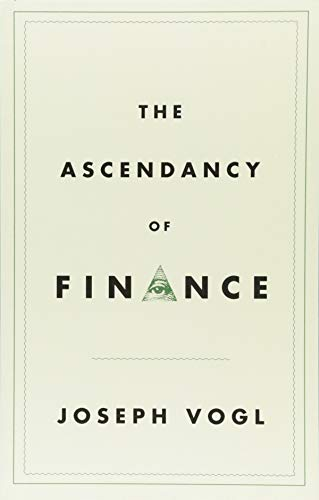 The Ascendancy of Finance por Joseph Vogl