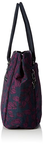 Kipling Artego, Borsa Laptop Donna Multicolore (Orchid Bloom)