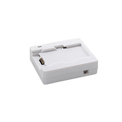 jfhrfged Porta caricabatteria per Auto Porta USB Supporto di Ricarica per DJI Spark Drone Quadcopter (Bianco)