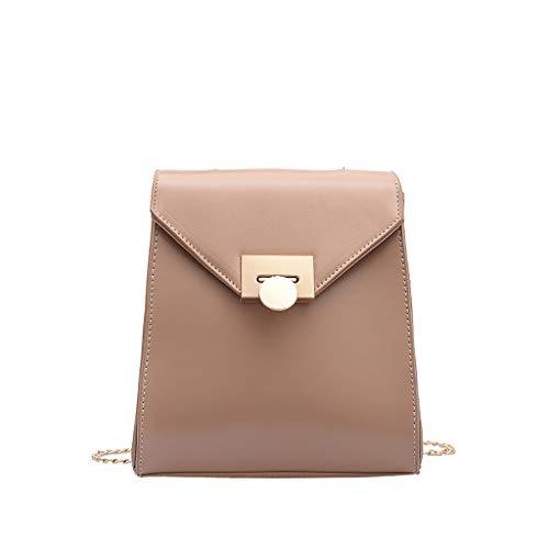 holitie Damen Umhängetasche Taschen Shoulder Bag Handtasche Schultertasche Satchel Schulter handbag Rucksack,Frauen wilde Kuriertasche eine kleine quadratische