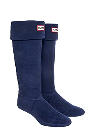 Hunter Boot Socks - Navy - M