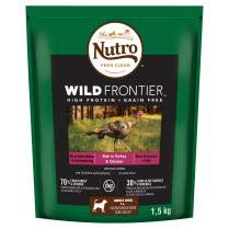 Nutro Nutro Medium Wild Frontier Turkey
