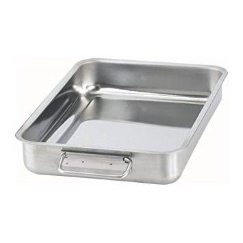 IKEA KONCIS 900.990.54 - Roasting tin, stainless steel - 34x24 cm