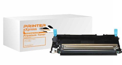 Printer-Express XL Toner alternativ CLP-320 CLP-325 CLX-3185 cyan CLT-C4072S