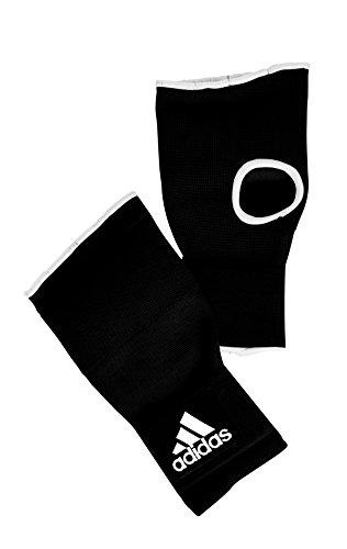 Adidas  - Protecciones de antebrazo para Boxeo, Color Negro, Talla XL
