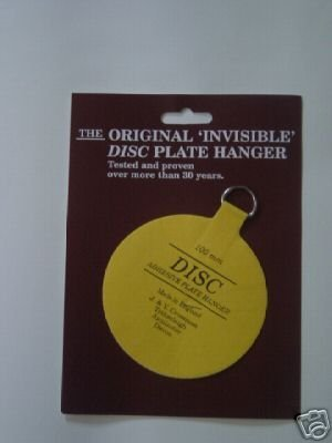 pack-of-5-self-adhesive-plate-hanger-100mm-size-stick-on-plate-hanging-disc