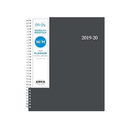 Blue Sky 115839 Akademischer Jahresplaner 2019-2020, Wochenplaner