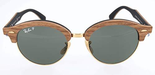 Ray-Ban Unisex-Erwachsene Mod. 4246M Sonnenbrille, Braun, 51