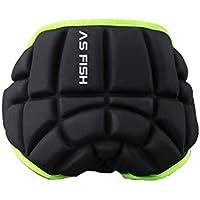 AUEDC Almohadilla Protectora para el Trasero, Pantalones anticaída para niños con Hebilla de Seguridad Protección Acolchada 3D Protección para la Cadera Anti-caída para Cadera, Trasero y Cola