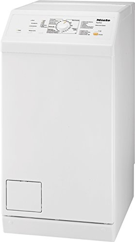 Miele W 195 WCS TopStar Waschmaschine Toplader/A+++/kWh/Jahr/1200 UpM/kg/Feinlochtrommel/Express-Programm