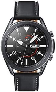 ساعة سامسونج جالكسي 3 45 ملم ستانلس ستيل - اسود + JBL T120