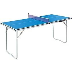 Tunturi-Fitness 14TUSGA046 Tunturi Mini Mesa de Ping Pong