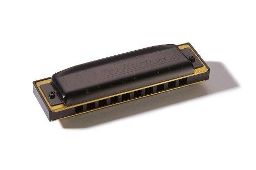 HOHNER ARMONICA M564016 PRO HARP MS 20 C DO