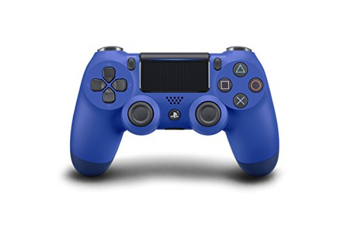 PlayStation 4 - Dualshock 4 Controller Wireless V2, Blu (Wave Blu)