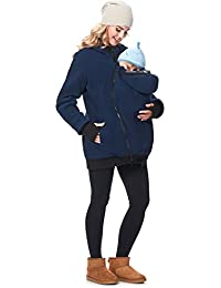 Be Mammy Chaqueta de Maternidad para Mujer BE20-181