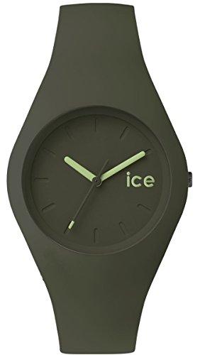 Ice-forest orologio Unisex Analogico al Al quarzo con cinturino in Silicone ICE.FT.OLV.U.S.14