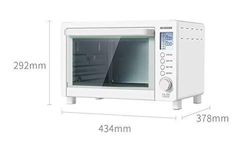 Pangu-zc forno elettrico tostapane forno elettrico domestico multi-funzione forno elettrico 24l -fornetti