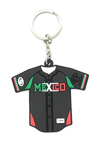 99989b0720a WETHEFOUNDERS Exclusive World Cup Russia 2018 Keychains Jersey Soccer  Futbol (Mexico)