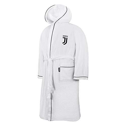 Juventus 96310202131Bademantel, 100% Baumwolle, Weiß, 40x 28x 6cm, 6Stück