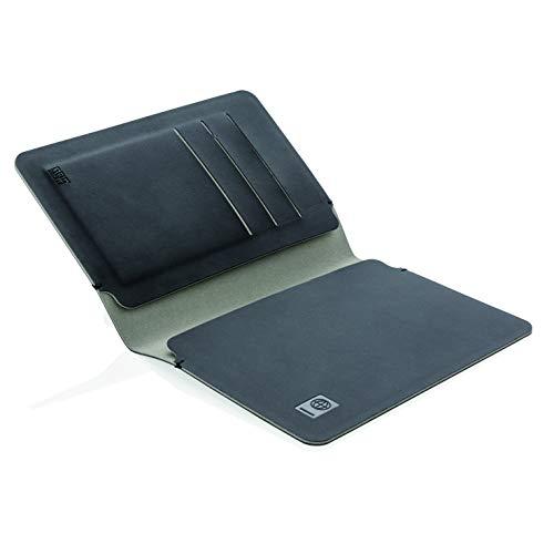 XD Design Seguro Quebec Porta passaporto, 14 cm, Nero (Negro)