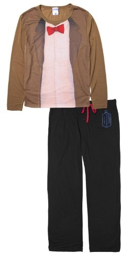 (Doctor Who 11th Doctor Costume Pajama Set | L)