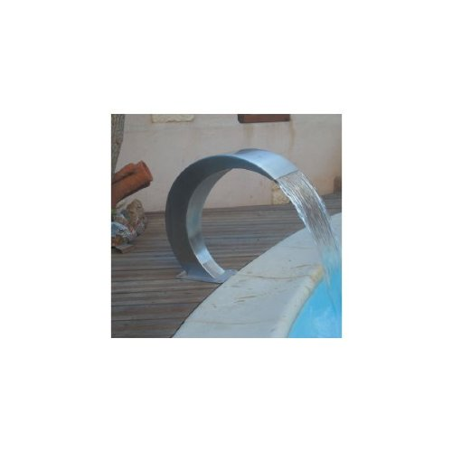 Astral���Cascata acciaio inox 500�mm Astral