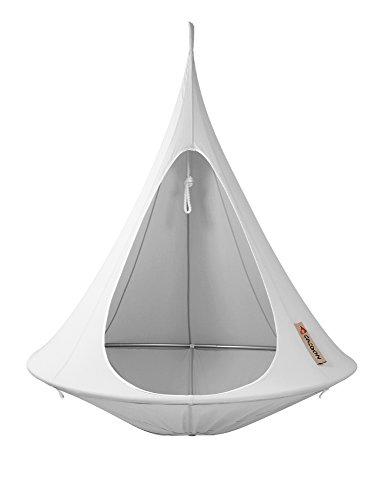 Cacoon–Single Aufhängen Höhle Wellness Oase grau bis 200Kg