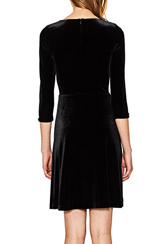 ESPRIT Collection Damen Partykleid Schwarz (Black 001)
