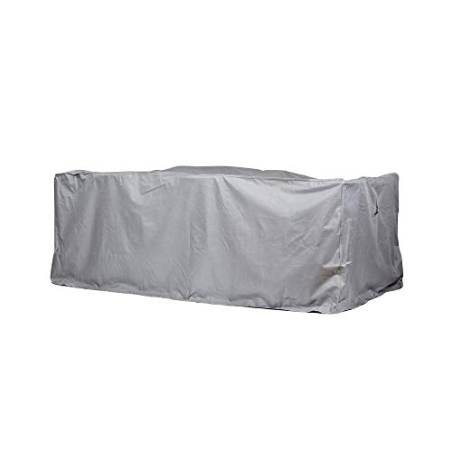 Mehr Garten Gartenmöbel Schutzhülle/Abdeckung - Premium XL (320 x 220 x 94 cm) wasserdichte Abdeckplane für Sitzgruppe/Oxford 600D Polyestergewebe/mit Ventilationsöffnungen/Rechteckig