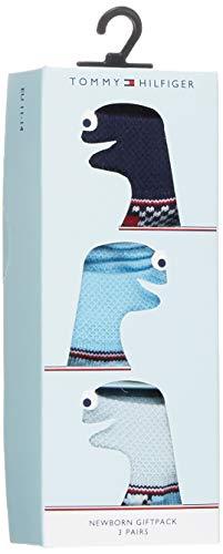 Tommy Hilfiger Calcetines (Pack de 3) para Bebés 2
