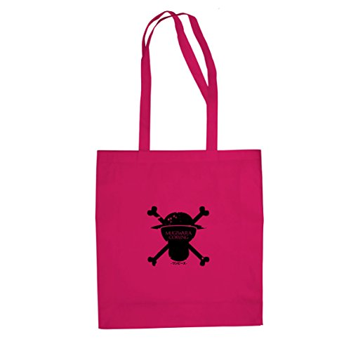 Mugiwara is Coming - Stofftasche / Beutel Pink