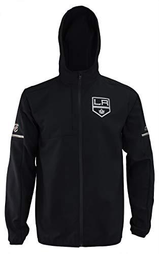 adidas NHL Center Ice Finished Trainingsjacke, Pick A Team, Herren, Los Angeles Kings, Medium (Los Angeles Kings Frau)