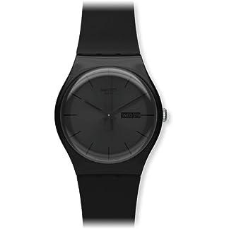Swatch Reloj Analógico de Cuarzo para Mujer con Correa de Plástico – SUOB702